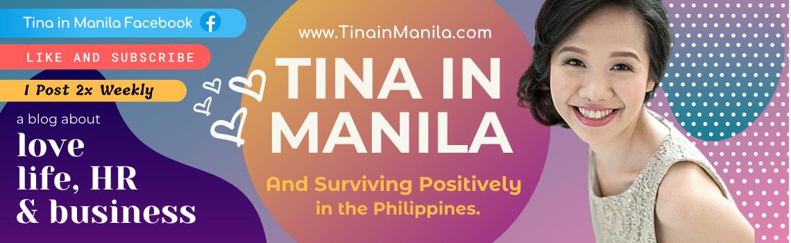 Tina in Manila